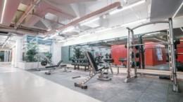 乐刻学院健身培训校区环境