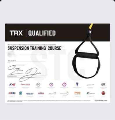 TRX悬吊训练带